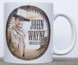 Mug John Wayne American Cowboy