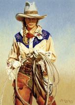 Mug Cowgirl Lady II