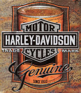 Harley Genuine Can