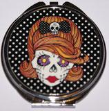 Miroir Sugar Skull