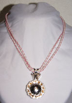 Pink Concho Chocker