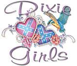 Mug Dixie Girl Bird
