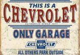Chevrolet Garage