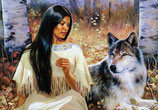 Mug Maiden & Wolf