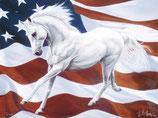 Mug Horse & Flag