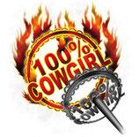 Mug 100% Cowgirl