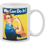 Mug Rosie the Riveter