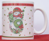 Mug Christmas Snowmen