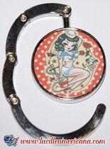 Accroche-sac Pin Up Sailor