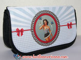 Trousse Pin Up Navy