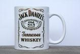 Mug Jack Daniel's classic white