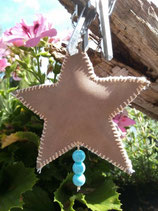 Spring Key Ring Star