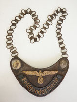WWII German Feldgendarmerie Gorget
