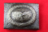 WW2 German Luftwaffe steel Belt Buckle