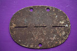 Item nameOriginal WWII German ID disc - Dog Tag (Erkennungsmarke) Sicherh. Polizei