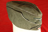 WWII GERMAN PIONEER OFFICER'S M38 OVERSEAS CAP