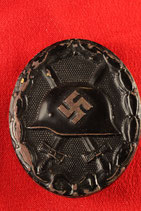 German Wound Badge in Black #6