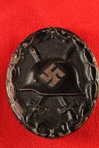 German Wound Badge in Black #6