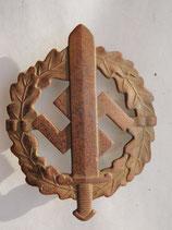 WWII German SA Sports Badge #2