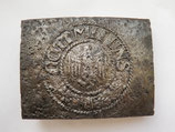 WW2 German steel Belt Buckle #16