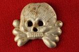 German Elite tank crewman collar tabs skull badge #2
