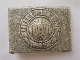 WW2 German aluminum Belt Buckle #5