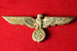 Original WWII Wehrmacht cap badge #2