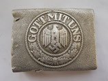 WW2 German aluminum Belt Buckle #4