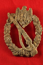 German WW2 Infantry Assault Badge #8