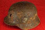 German M40 Helmet (sniper bullet)