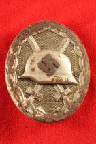 German Wound Badge Silver #16