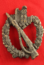 German WW2 Infantry Assault Badge #15