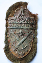 DEMJANSK CAMPAIGN SHIELD