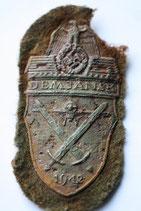 DEMJANSK CAMPAIGN SHIELD