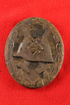 German Wound Badge in Black #3