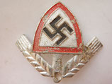 Original WW2 German RAD cap badge #2