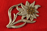 German MOUNTAIN TROOP'S CAP EDELWEISS