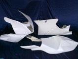 Rennverkleidung Aprilia RSV Mille 1000 99-03 mit Höcker