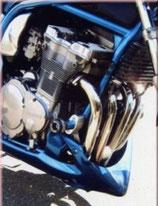 Suzuki GSF 600 1200 Bandit 00 - 06 Bugspoiler Bug MotorspoilerProduktname