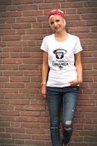 Caramba T-Shirt Gorilla Girls Weiß