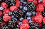 Mehrfruchtkonfitüre roter Obstkorb Extra
