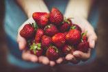 Erdbeerkonfitüre Extra