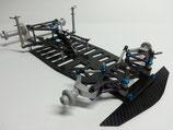 E-Racer X1 1:8 Standard Umrüstbar/ohne Reifen, ohne Karosserie