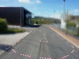 "Produktinformationen ""Streckenbegrenzung - mobil Set 15 Curbs"