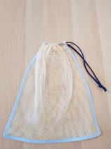 Veggie-Bag Hellblau / Blau