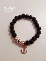 Black Rosegold (personalisiert)