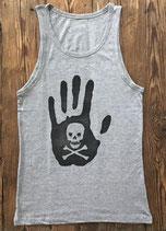 """Tanktop """"Skull-Hand"""""""