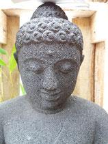 Bouddha faisant tourner la Roue de la Loi - 1m