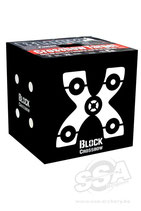 "FIELDLOGIC BLOCK BLACK B16 CROSSBOW - 16""x16""x12"" ca. 41x41x30cm"