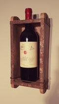 Wijnrek oude steenmal